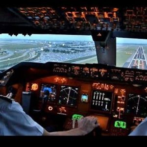 Flight Packages - 747 Flight Sensation Flight Simulator Perth