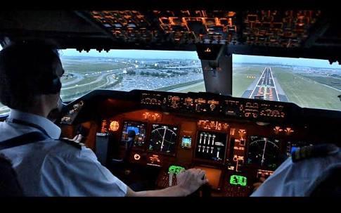 747 JUMBO JET SERIOUS FUN-60 MINUTES 'Winter Special'