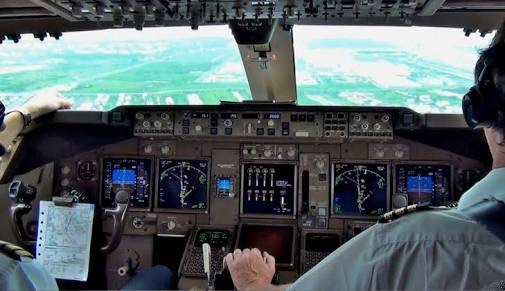 747 JUMBO JET SERIOUS FUN-45 MINUTES (Fathers Day Special)
