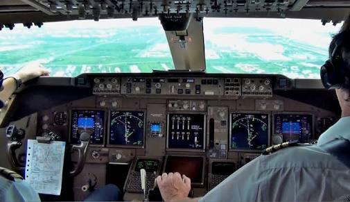 747 JUMBO JET SERIOUS FUN-45 MINUTES 'Winter Special'